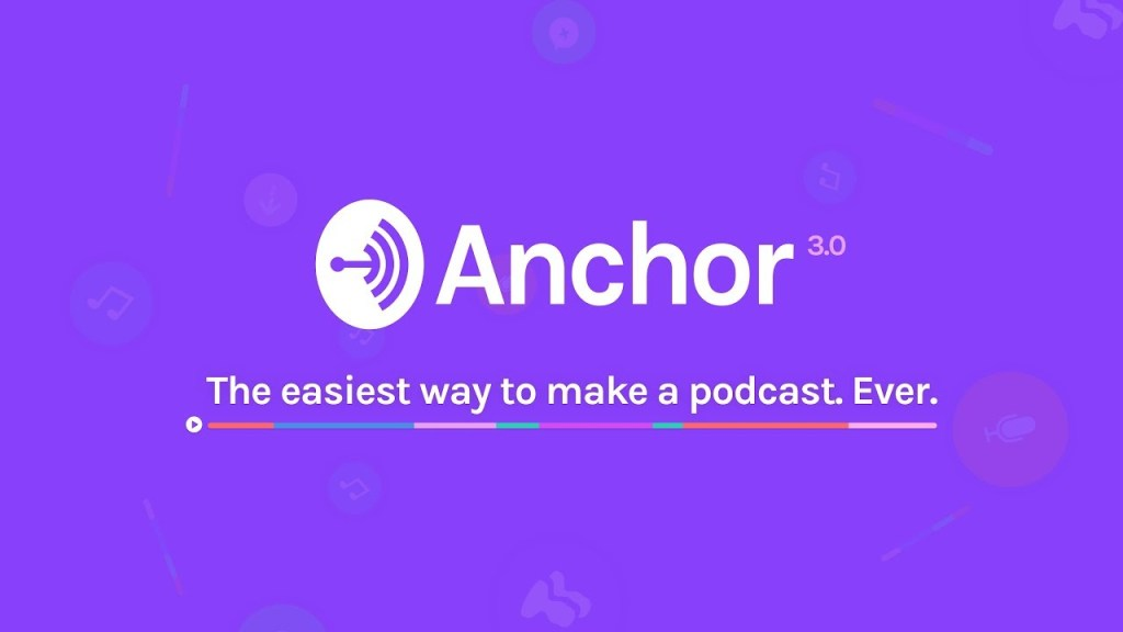 Anchor Podcasting App