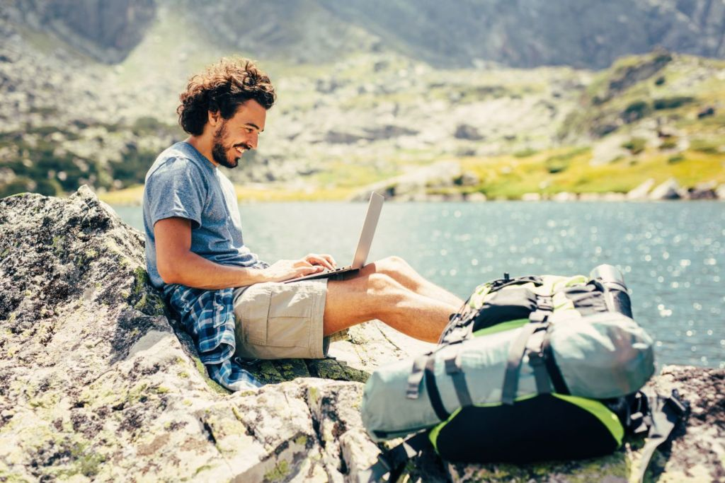 """There Is a """"Wanderlust Gene"""" but You Can be a Digital Nomad Even Without It"""