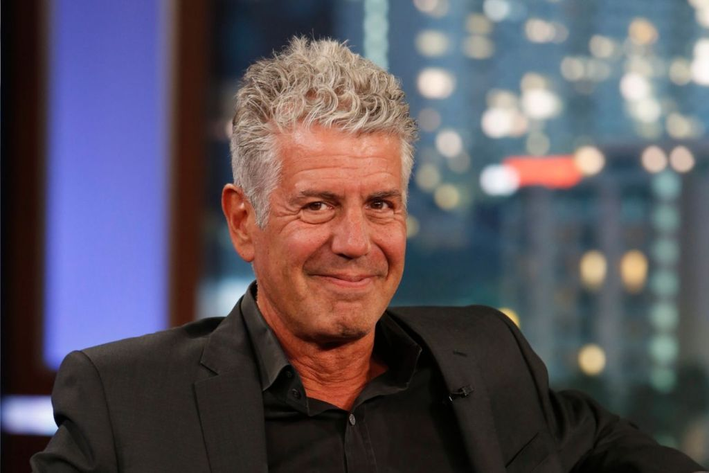 Celebrity Chef Anthony Bourdain Found Dead at 61