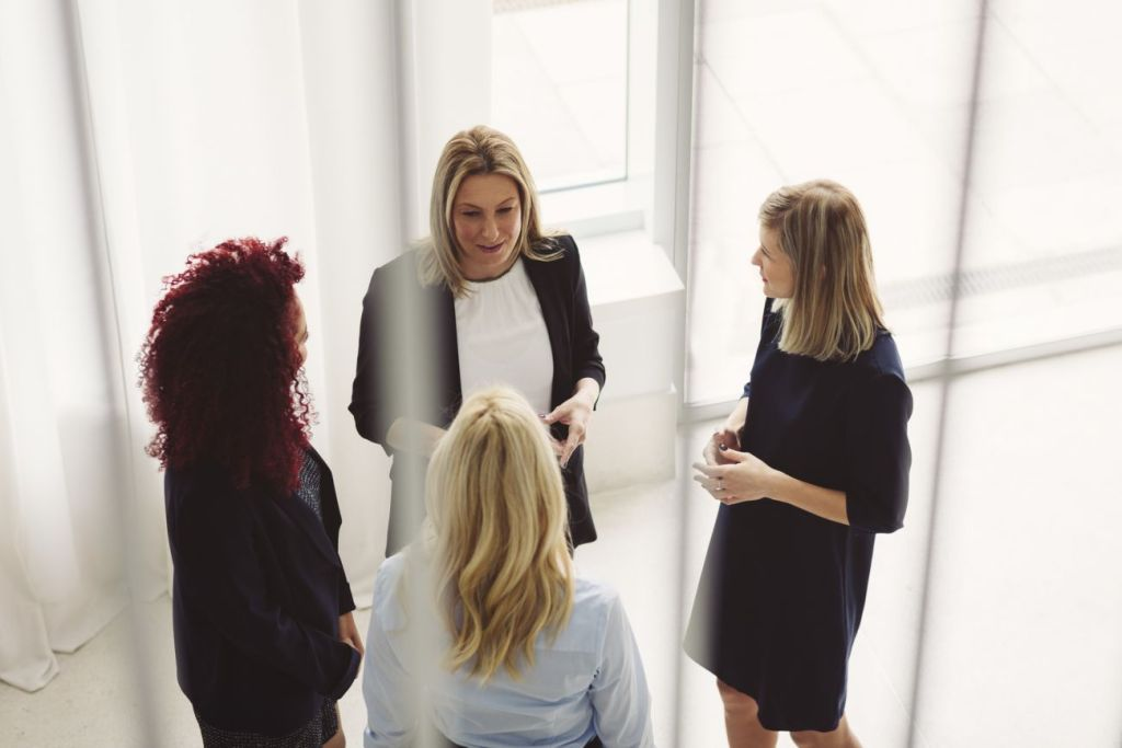 Top 5 Reasons Women Love Female-Only Networking Groups