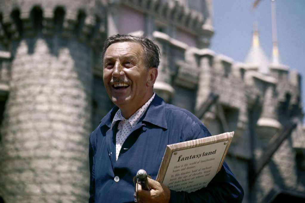 Anyone Can Innovate Like Walt Disney by Following His Simple Process
