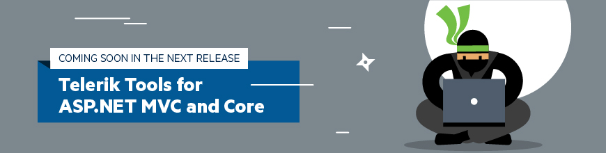 R3 2018 Sneak Peek The Next Telerik ASP.NET MVC and Core Tools Release_870x220
