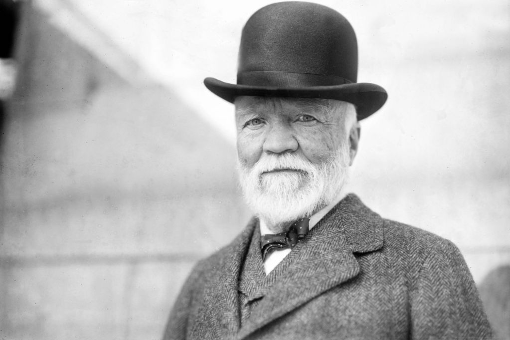 A Modernized Version of Andrew Carnegie's 'The Gospel of Wealth'