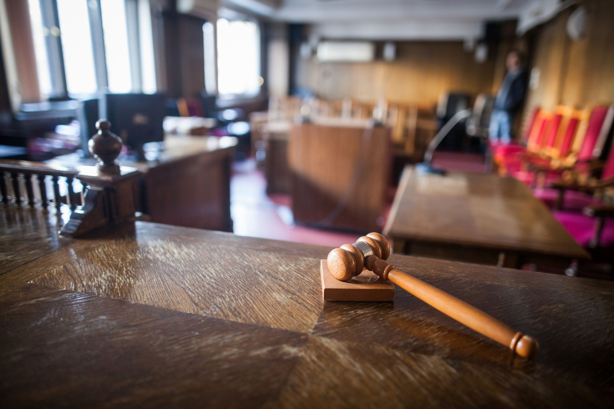 Why Blockchain Belongs in the Courtroom