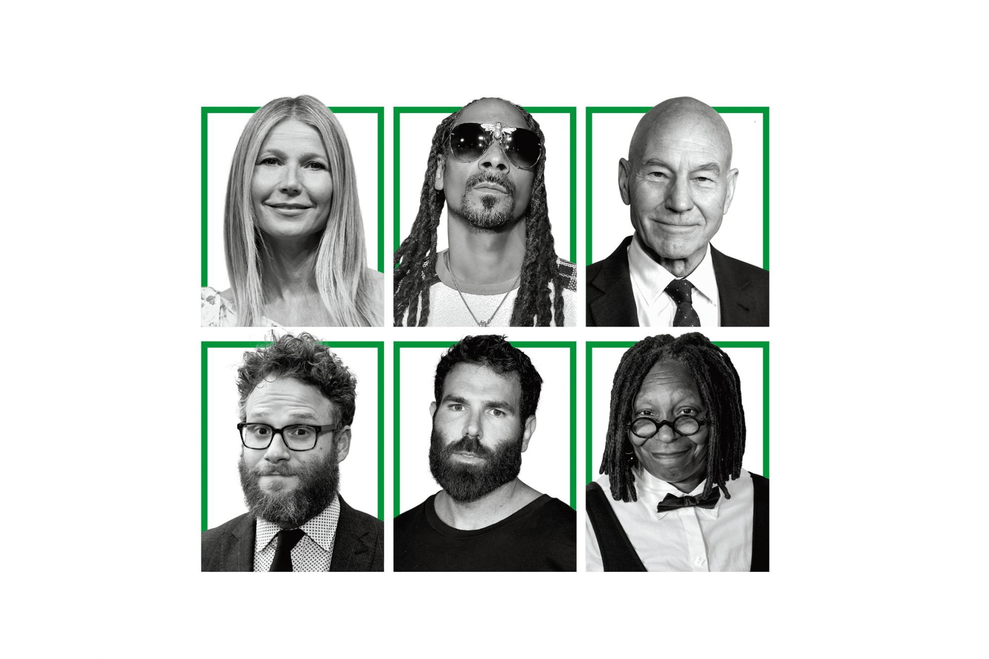 23 Celebrities in the Cannabiz
