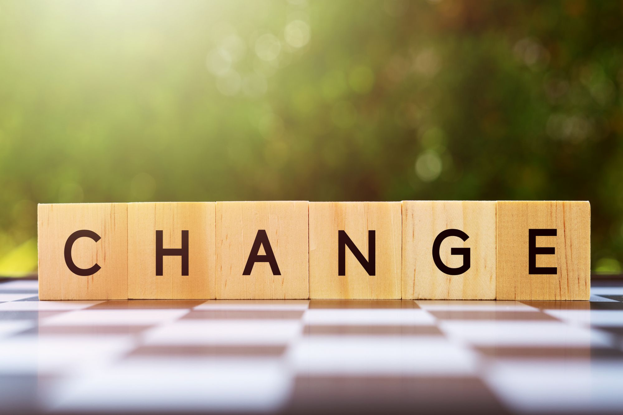 This Is What It Takes to Spark Change in Your Life