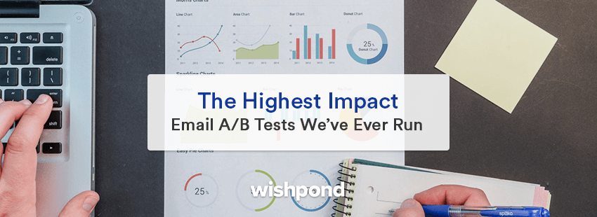 The Highest-Impact Email A/B Tests We've Ever Run
