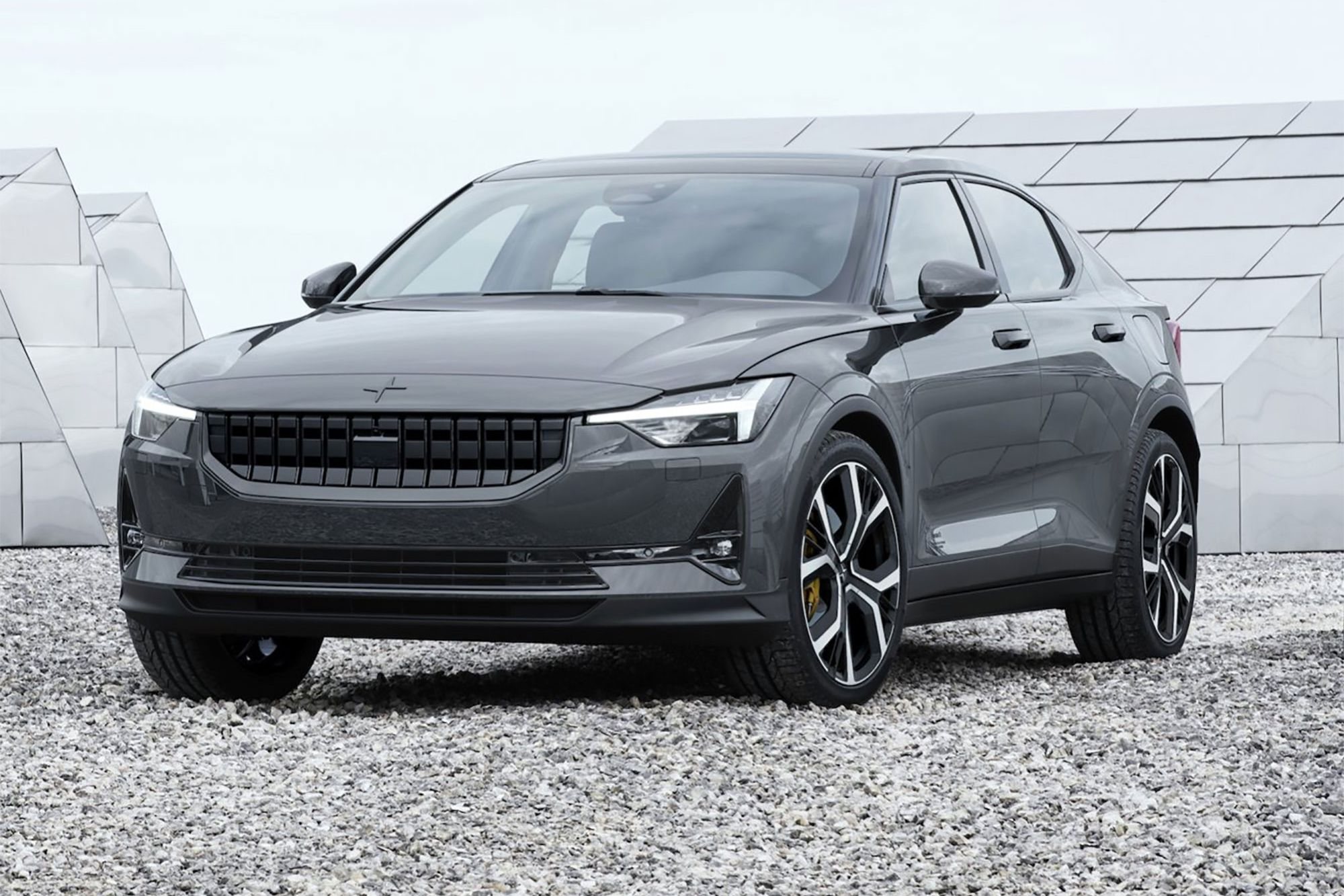 Volvo's High-Performance Polestar Brand Just Unveiled Sweden's Answer to the Tesla Model 3