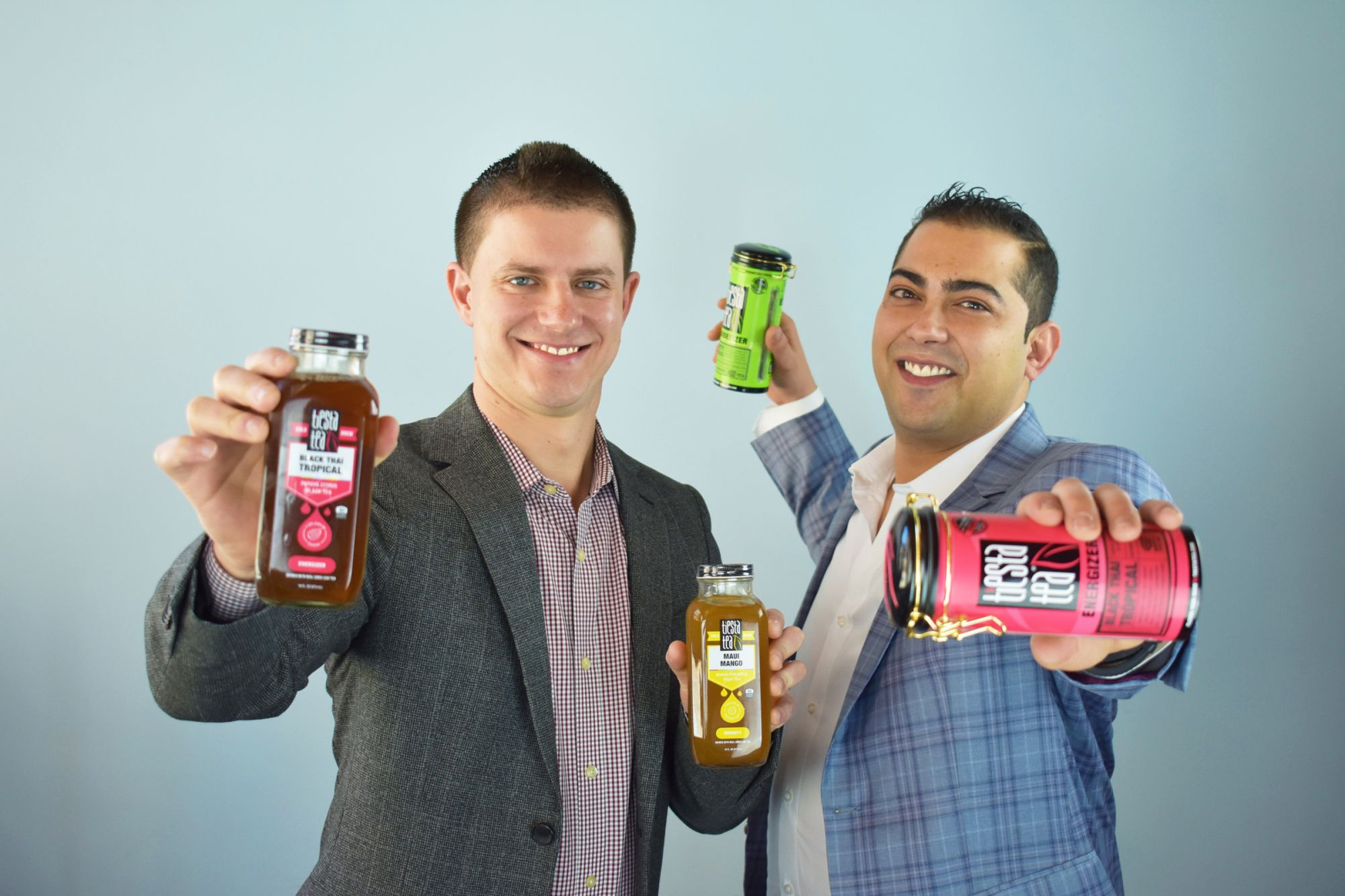 This Nearly $8 Million Tea Brand Was Built on Its Founders Knocking on 500 Doors