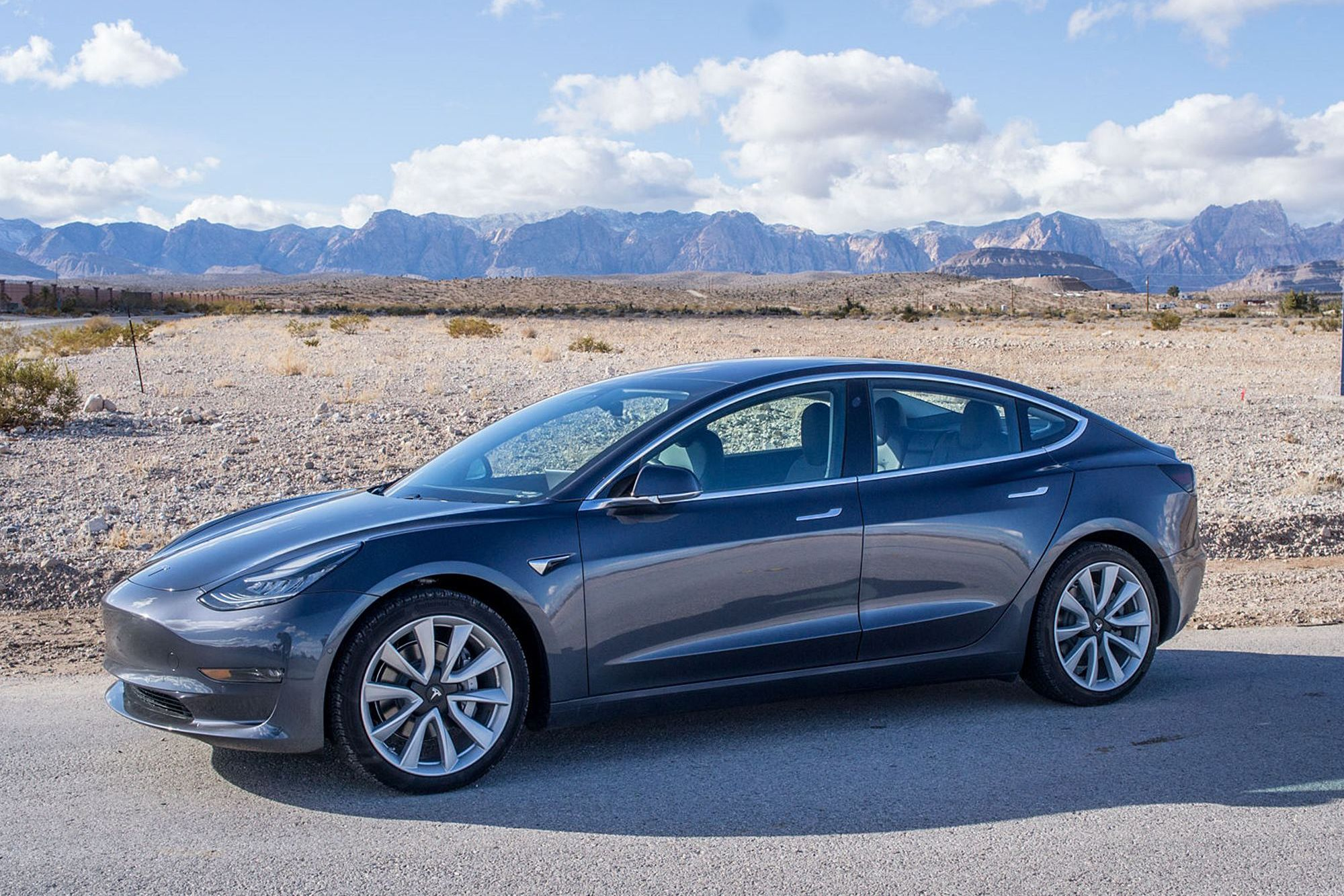 Tesla Launches Orders for the $35,000 Model 3