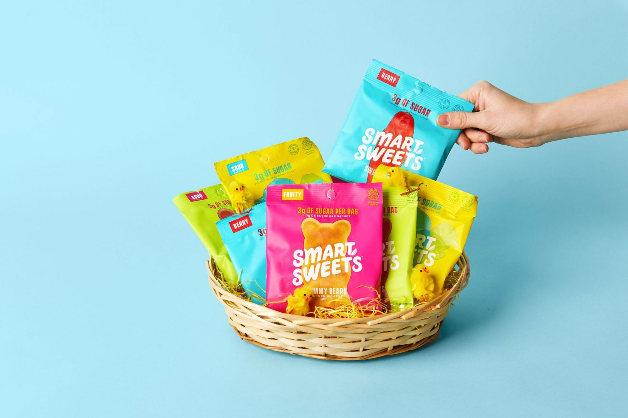 This Young Entrepreneur, Who Has Raised $6 Million, Is on a Mission to Kick Sugar Out of Candy
