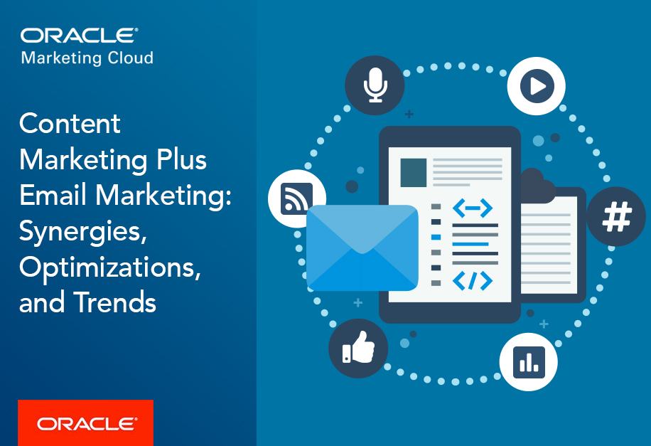 Content Marketing Plus Email Marketing