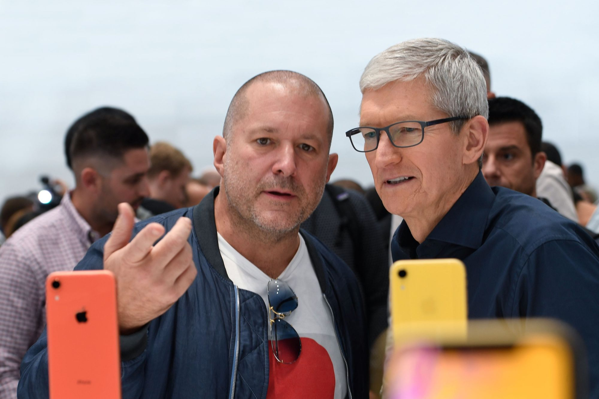iPhone Designer Jony Ive to Leave Apple to Start His Own Firm