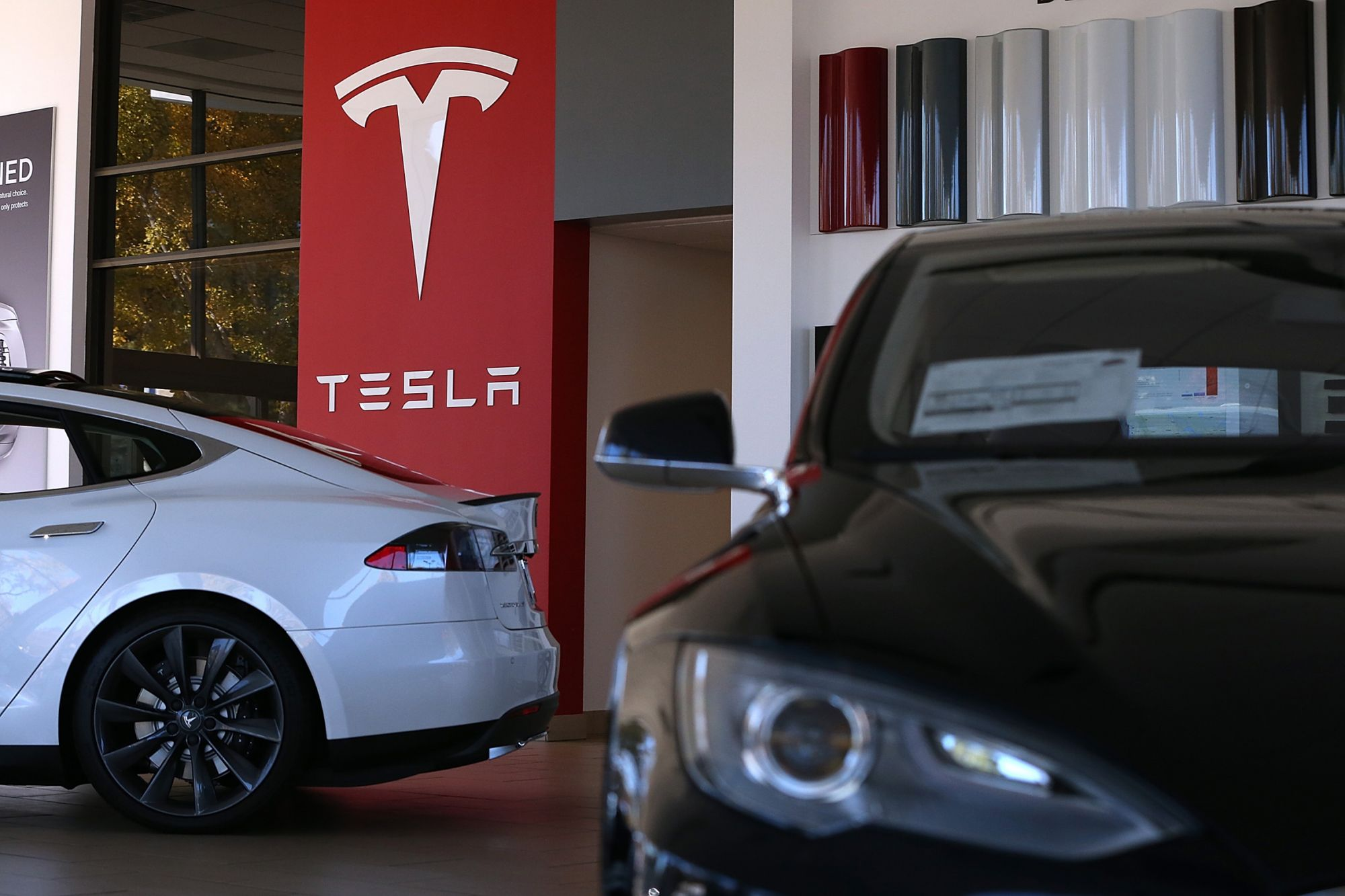 Tesla's June Rebound Hits a Speed Bump