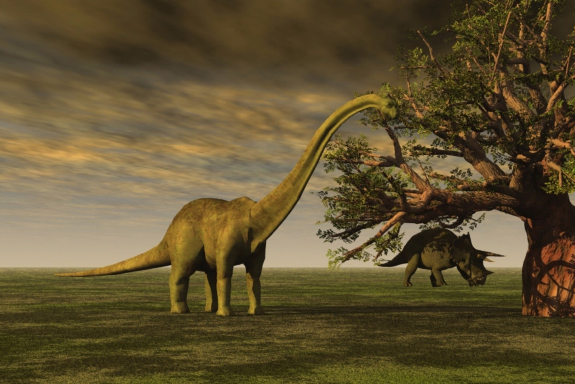 Scientists Say They Can Recreate Living Dinosaurs Within the Next Few Years