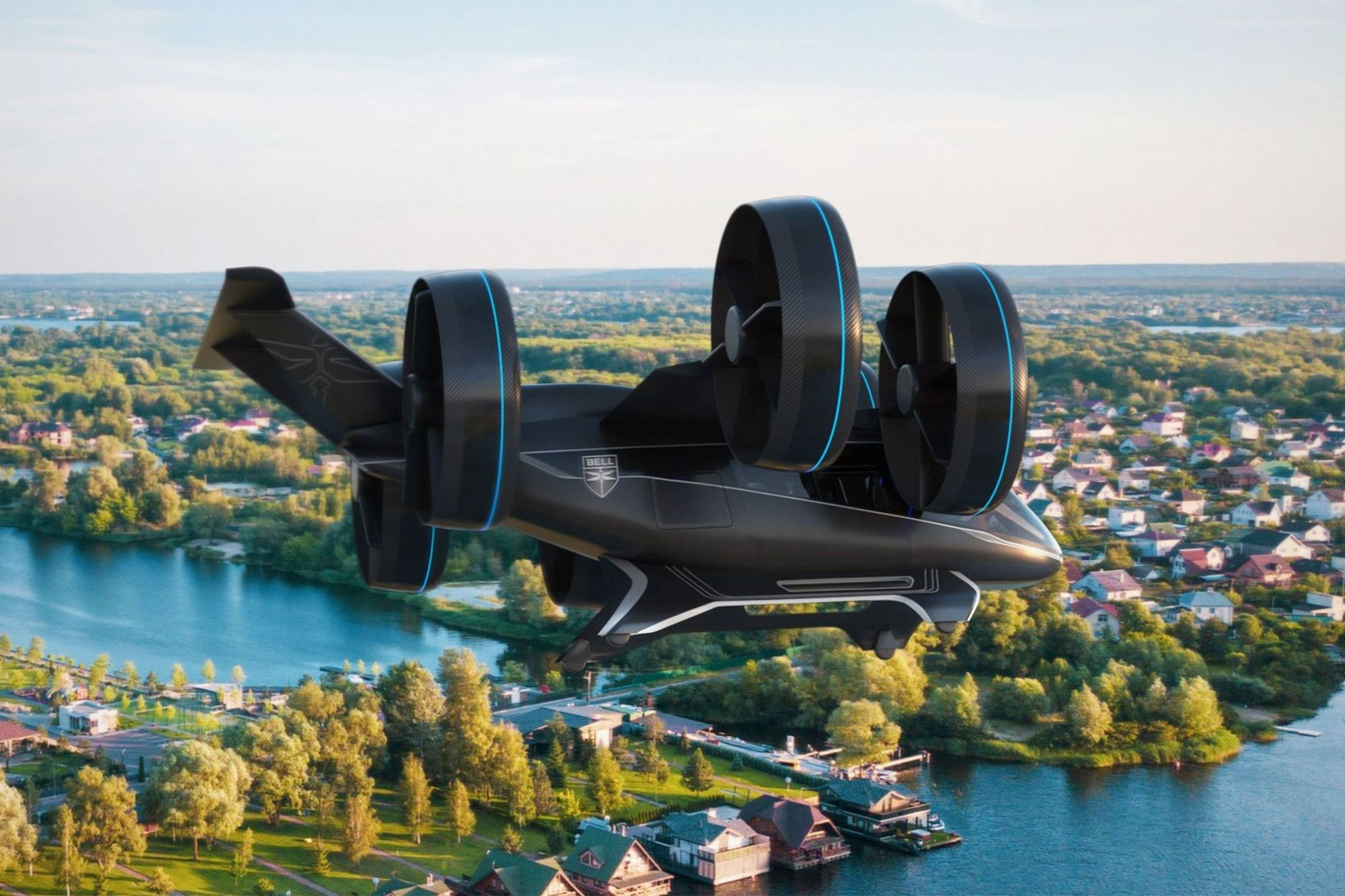 Uber Will Test Its Flying Taxis in Melbourne