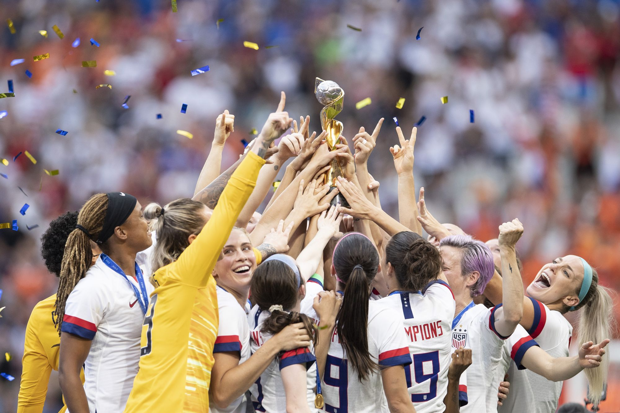 What Entrepreneurs Can Learn From the Victorious U.S. Women's Soccer Team, and a Lot of Other Women Athletes