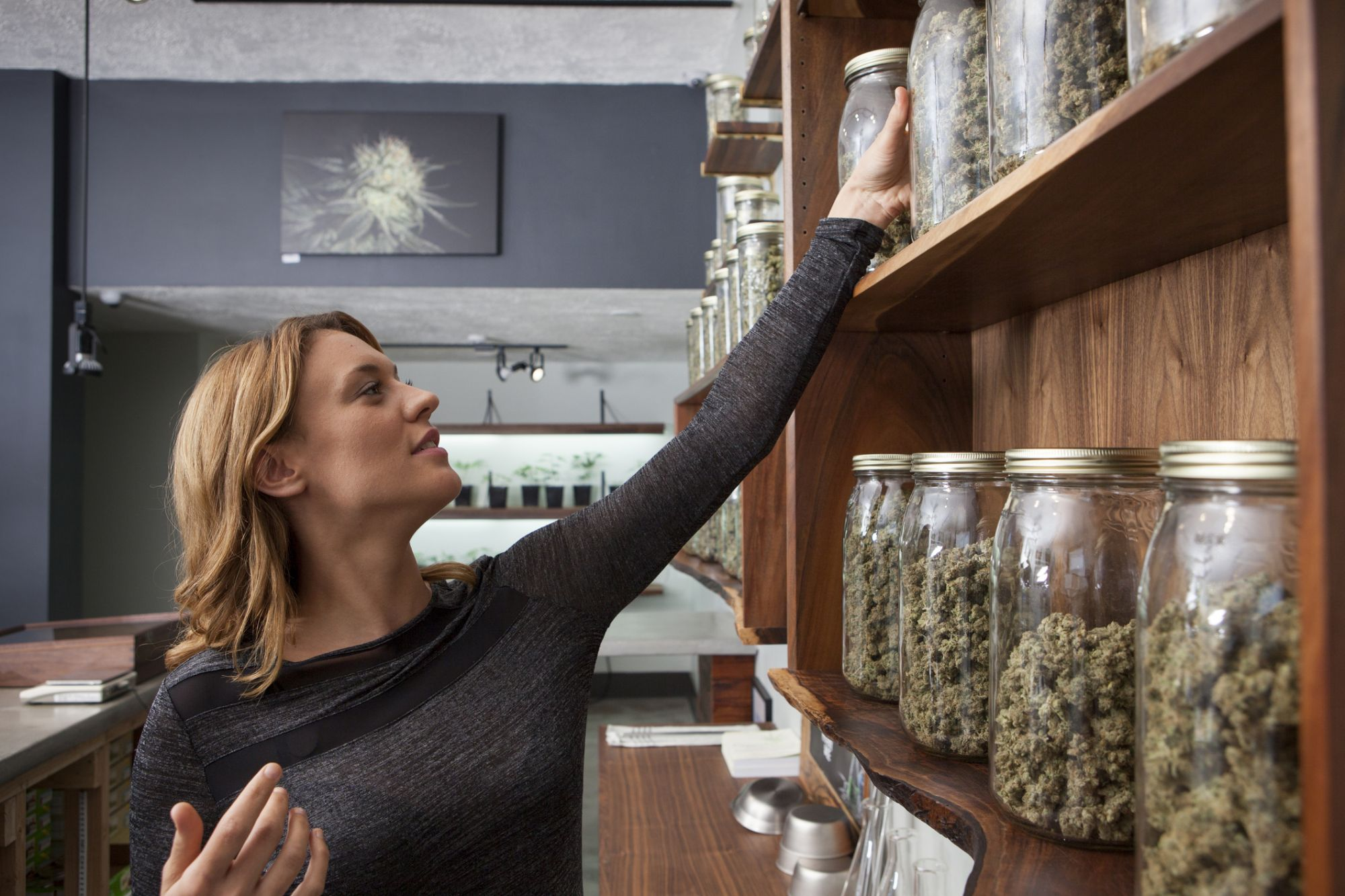 Chart: Women Account for More Than a Third of Marijuana Business Executives