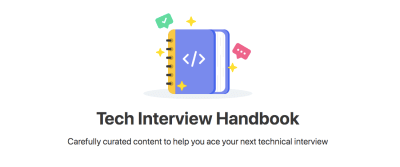 Tech Interview Handbook