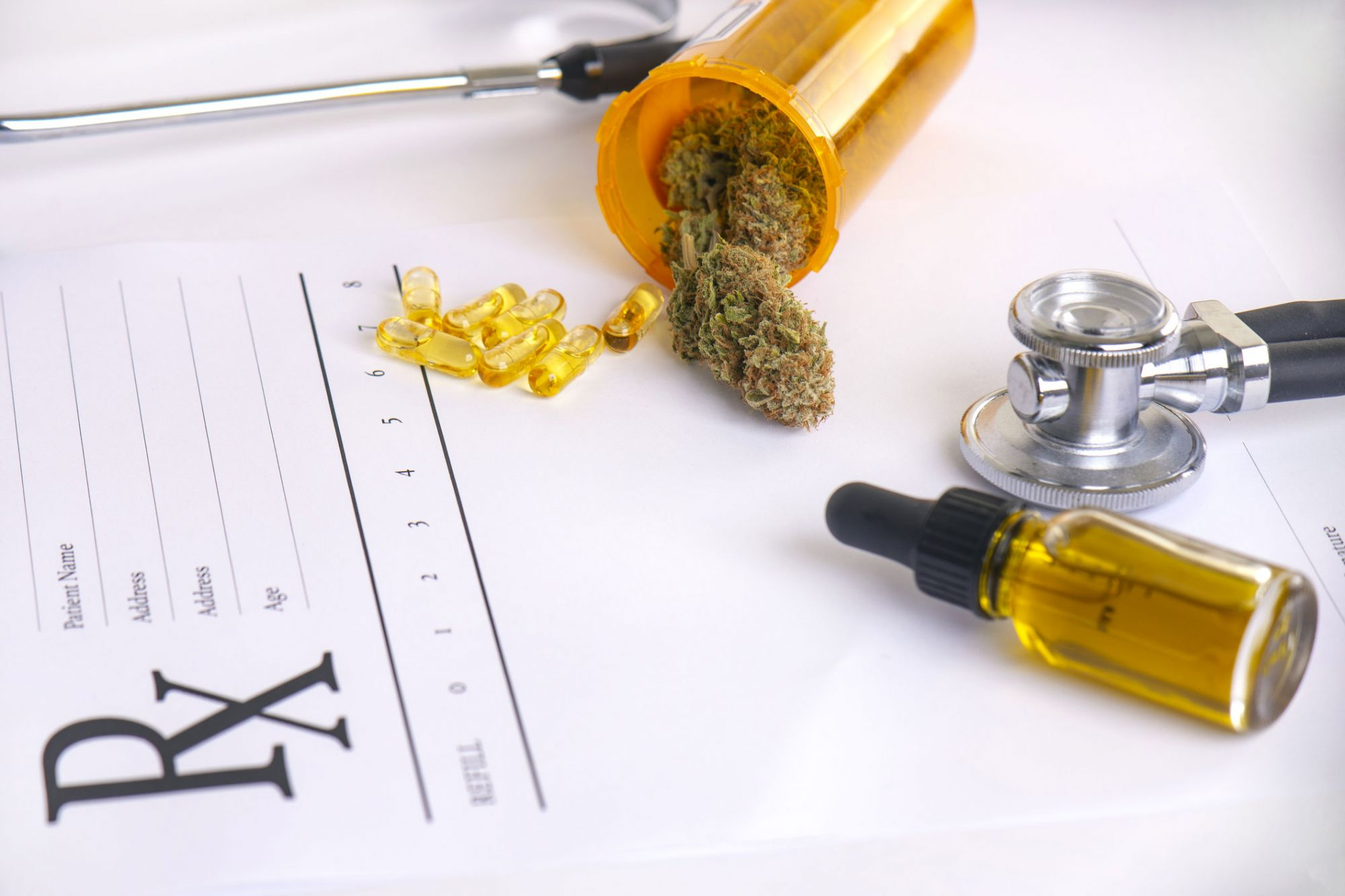 How Medical Marijuana Can Help With Amyotrophic Lateral Sclerosis (ALS) Or Lou Gehrig's Disease