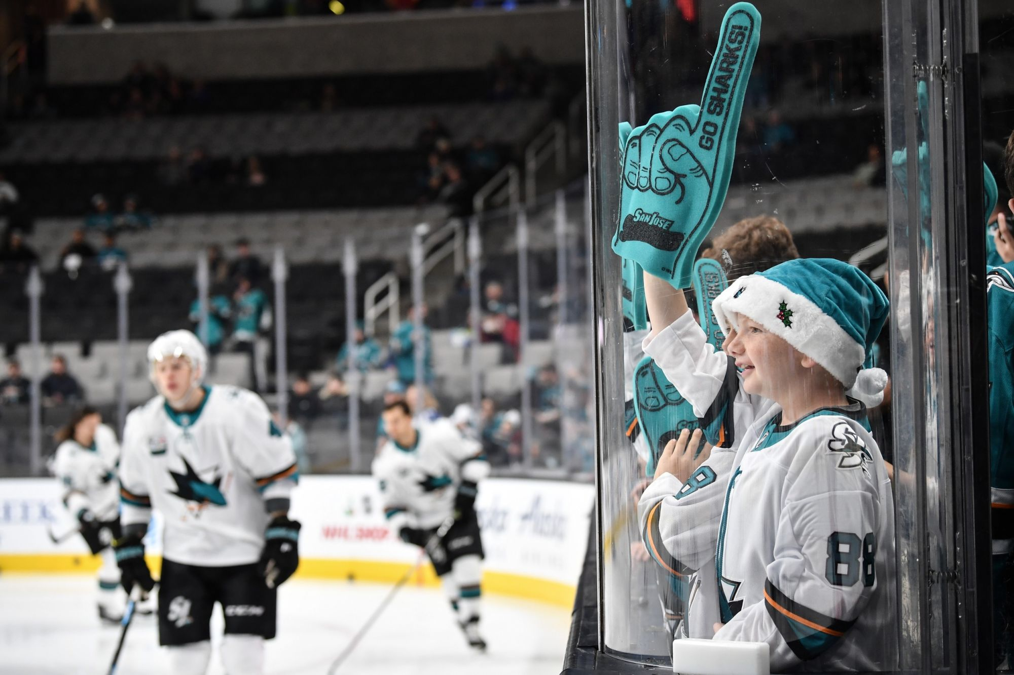How the San Jose Sharks Score With Fan Experience