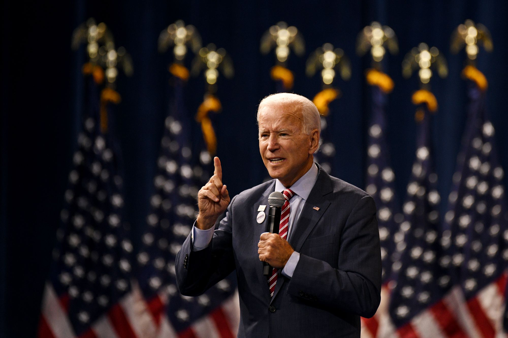 Most Democratic Candidates Favor Marijuana Legalization -- With One Important Exception