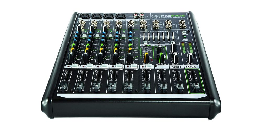 Console Mackie ProFXv2