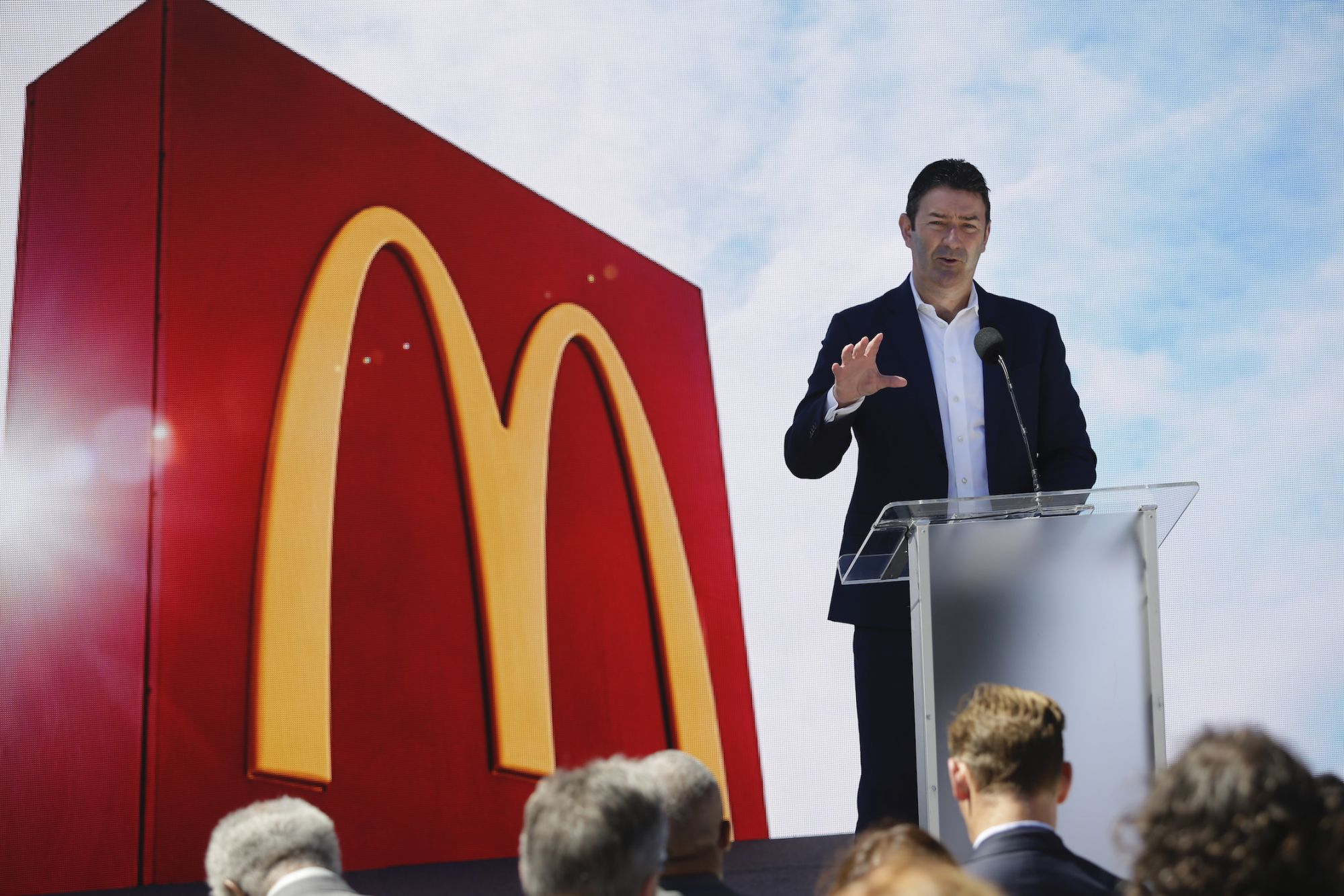 McDonald's Is Set to Lose $3.4 Billion in Value After the CEO Was Fired Over a Relationship With a Subordinate