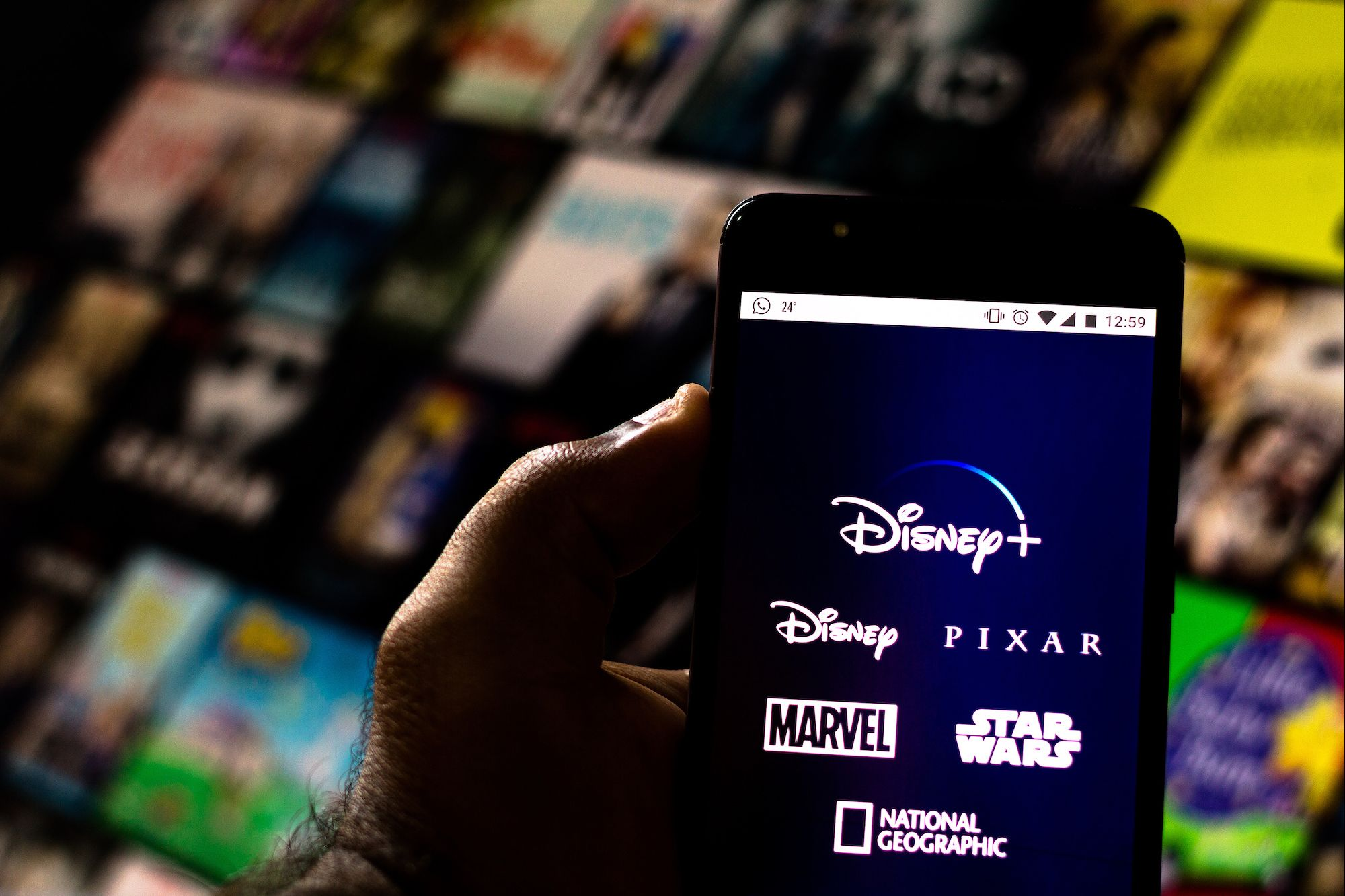 Disney+ Suffers Launch Day Connection Problems
