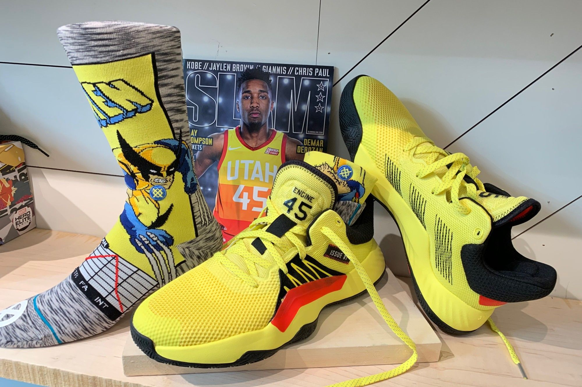 Ascending Brands Stance and Donovan Mitchell Combine Forces in Salt Lake City