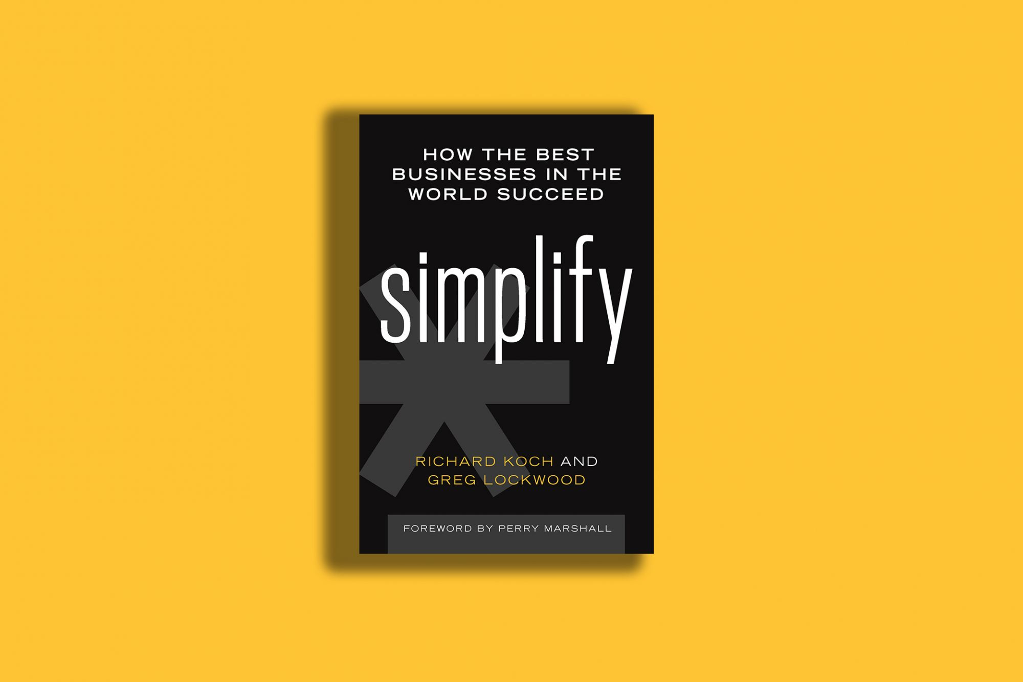 Book of the Week: 'Simplify'