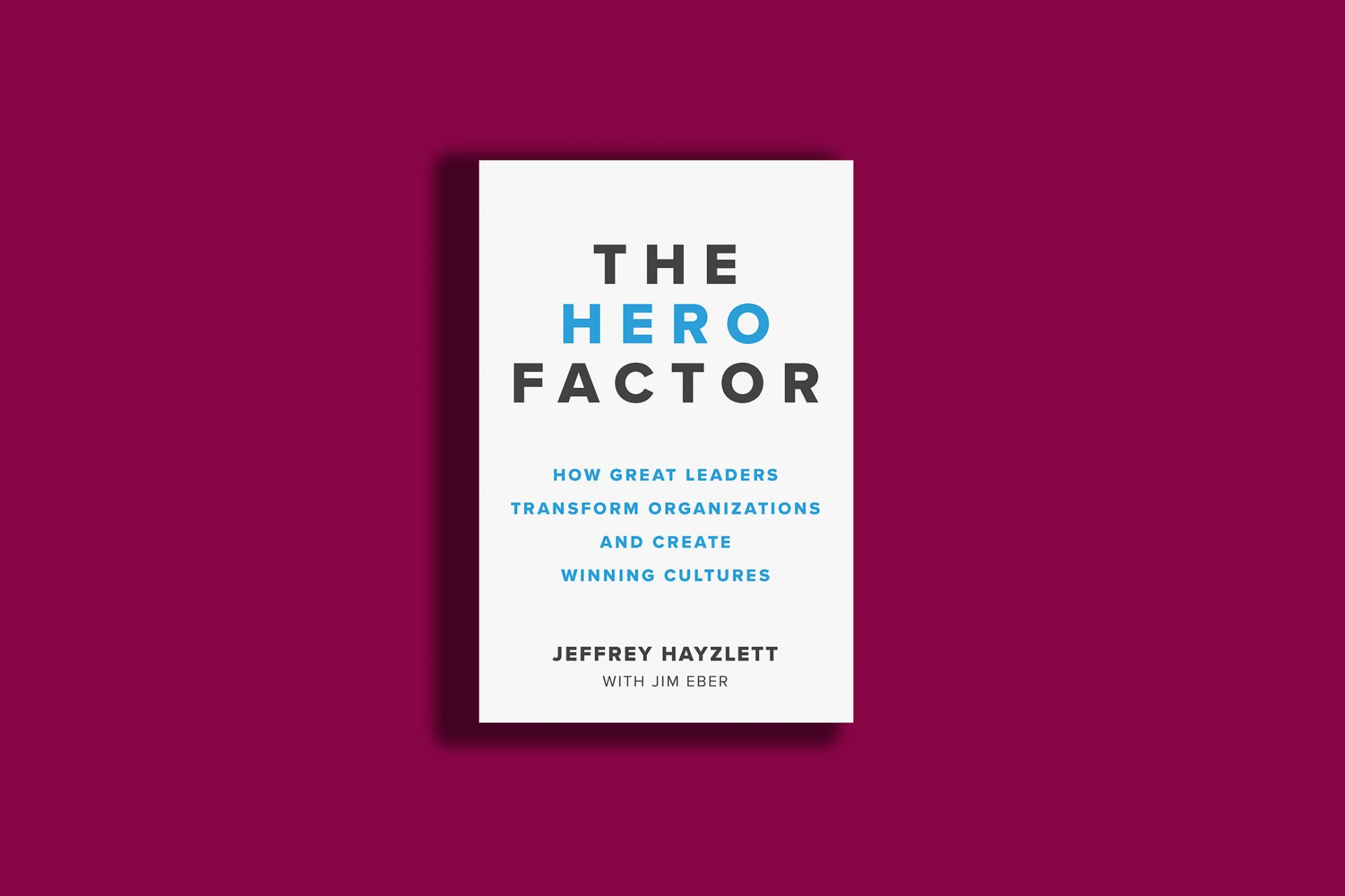Book of the Week: 'The Hero Factor'