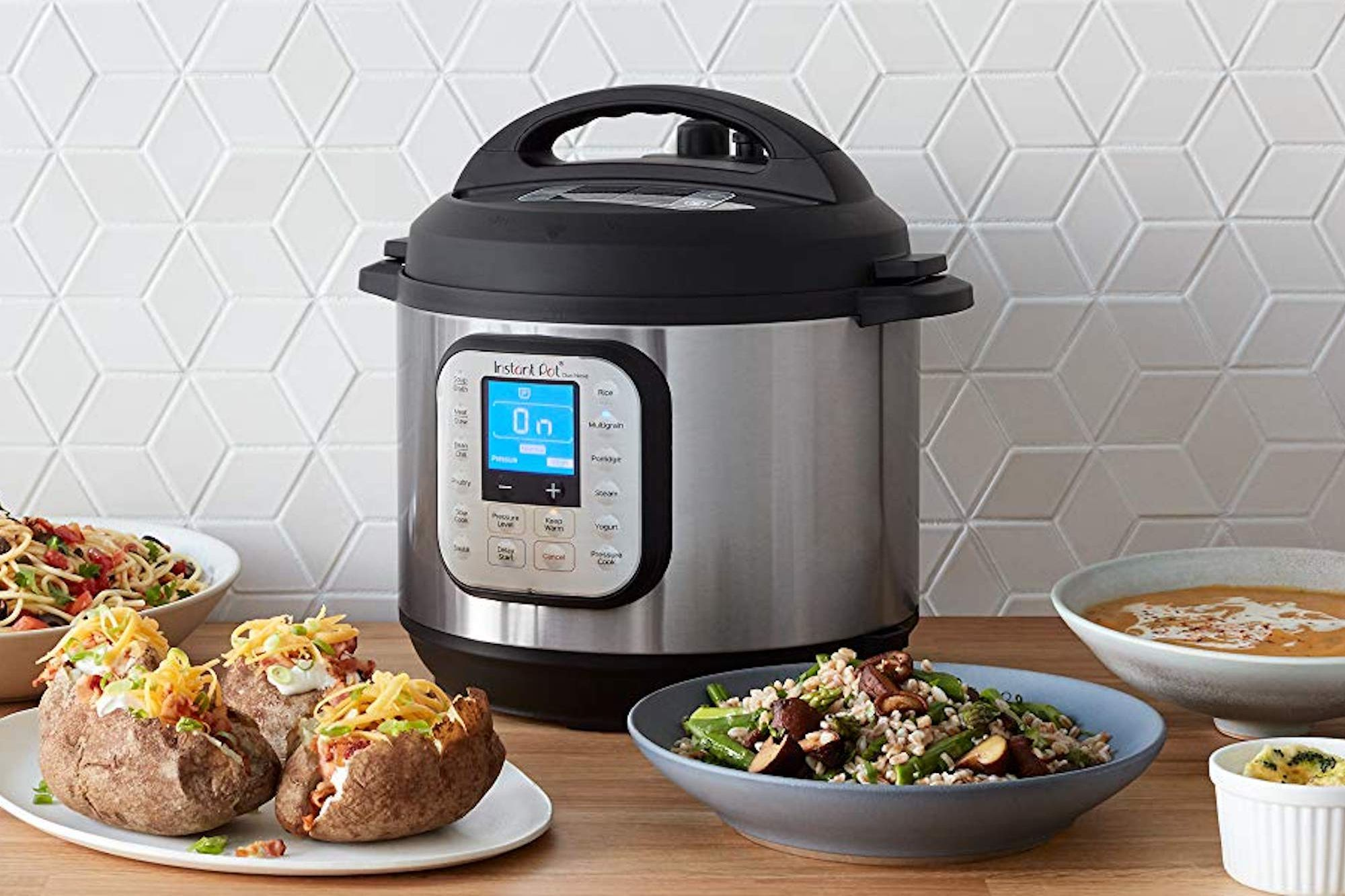 Streamline Your Meal Prep and Save Extra on This Instant Pot Cooker