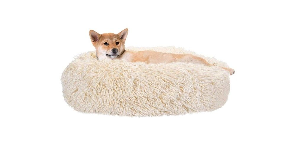 SlowTon Dog Calming Bed