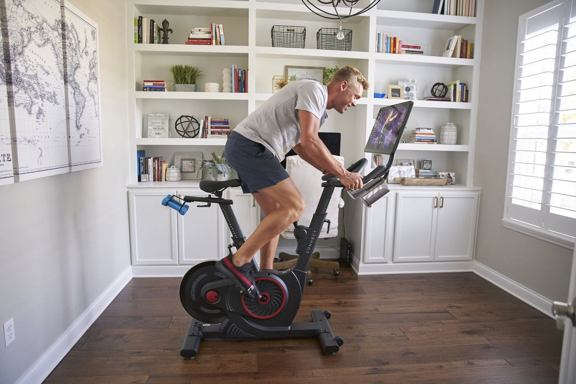 Echelon Fit Might Be the Best Way to Get a Studio-Style Workout at Home