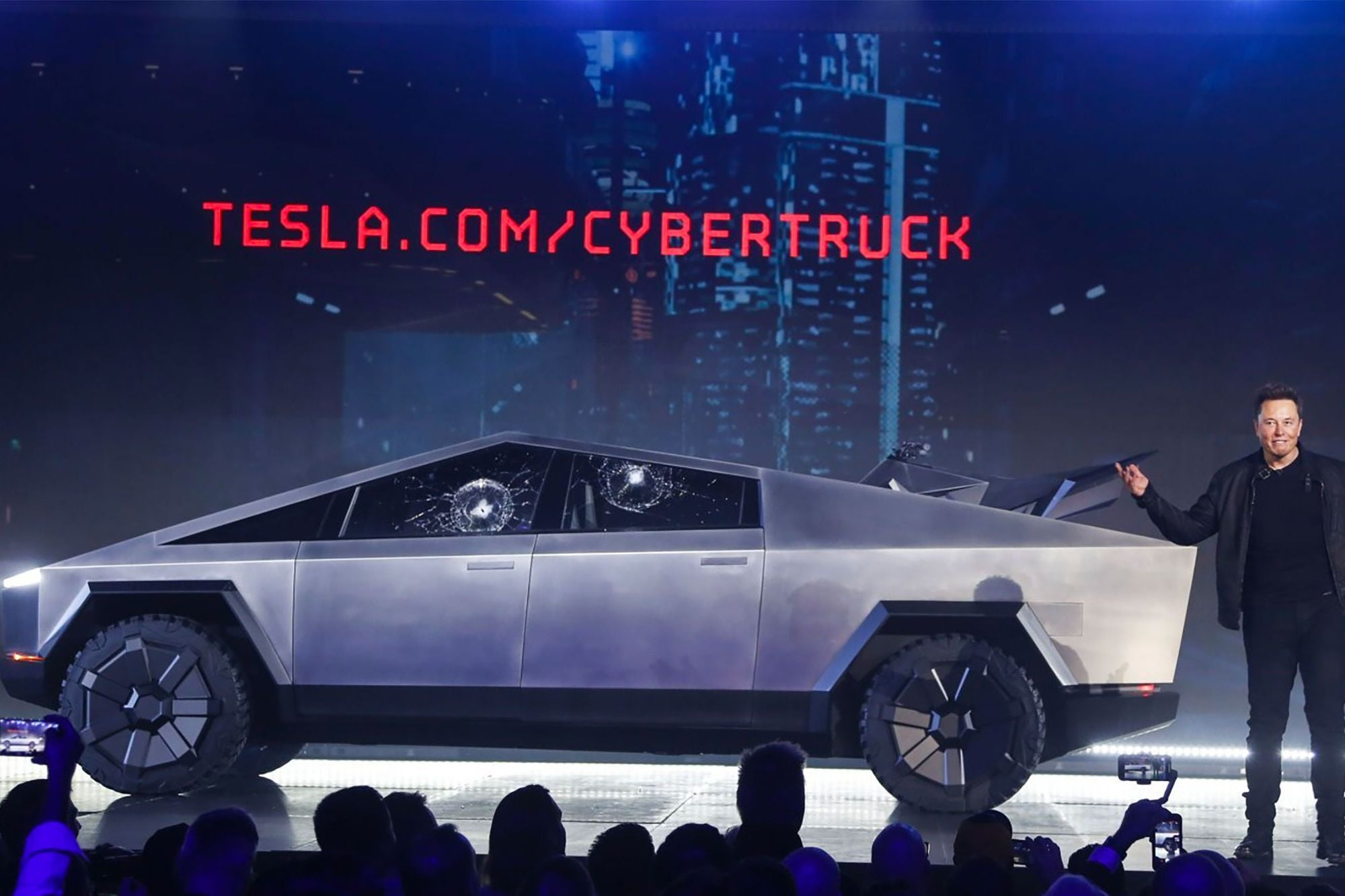 Elon Musk is 'Scouting' New U.S. Locations for Cybertruck, Model Y Production
