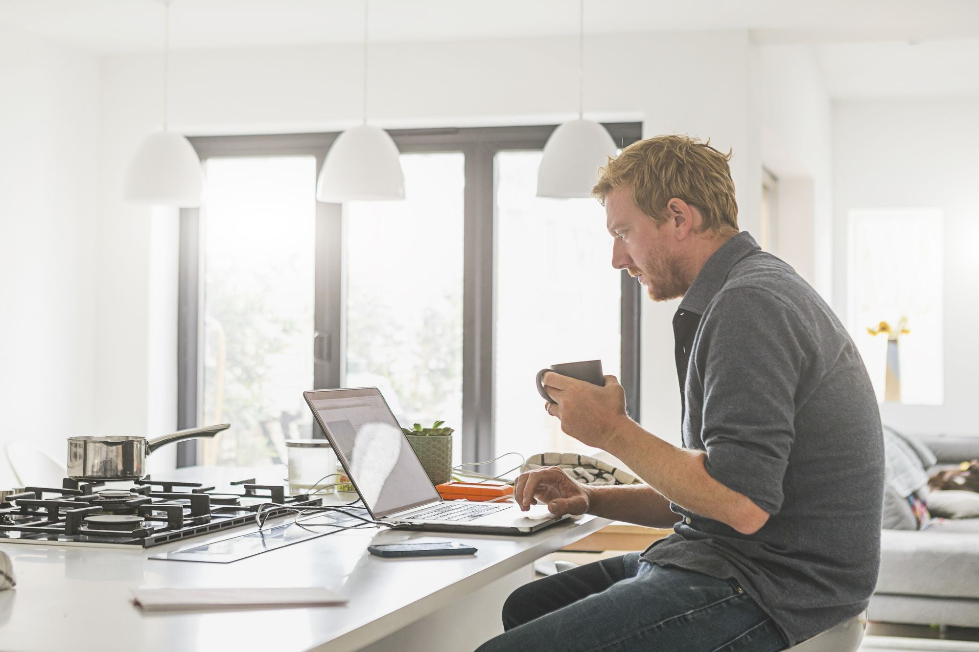 How I (Almost) Doubled My Productivity While Working From Home
