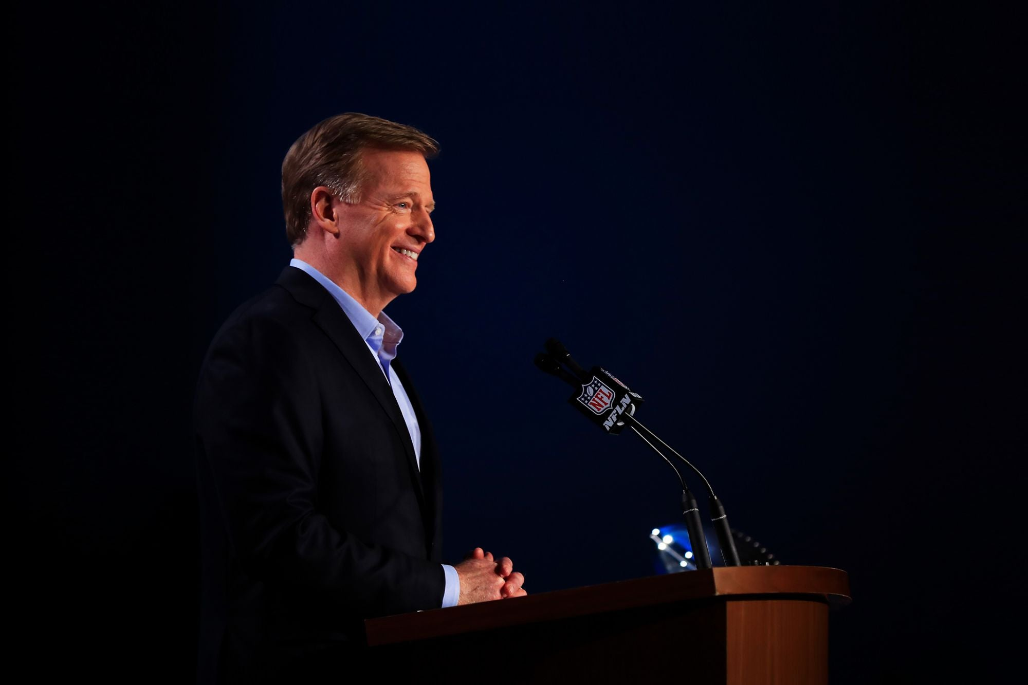 Lessons on Warmth in Leadership from NFL Commissioner Roger Goodell
