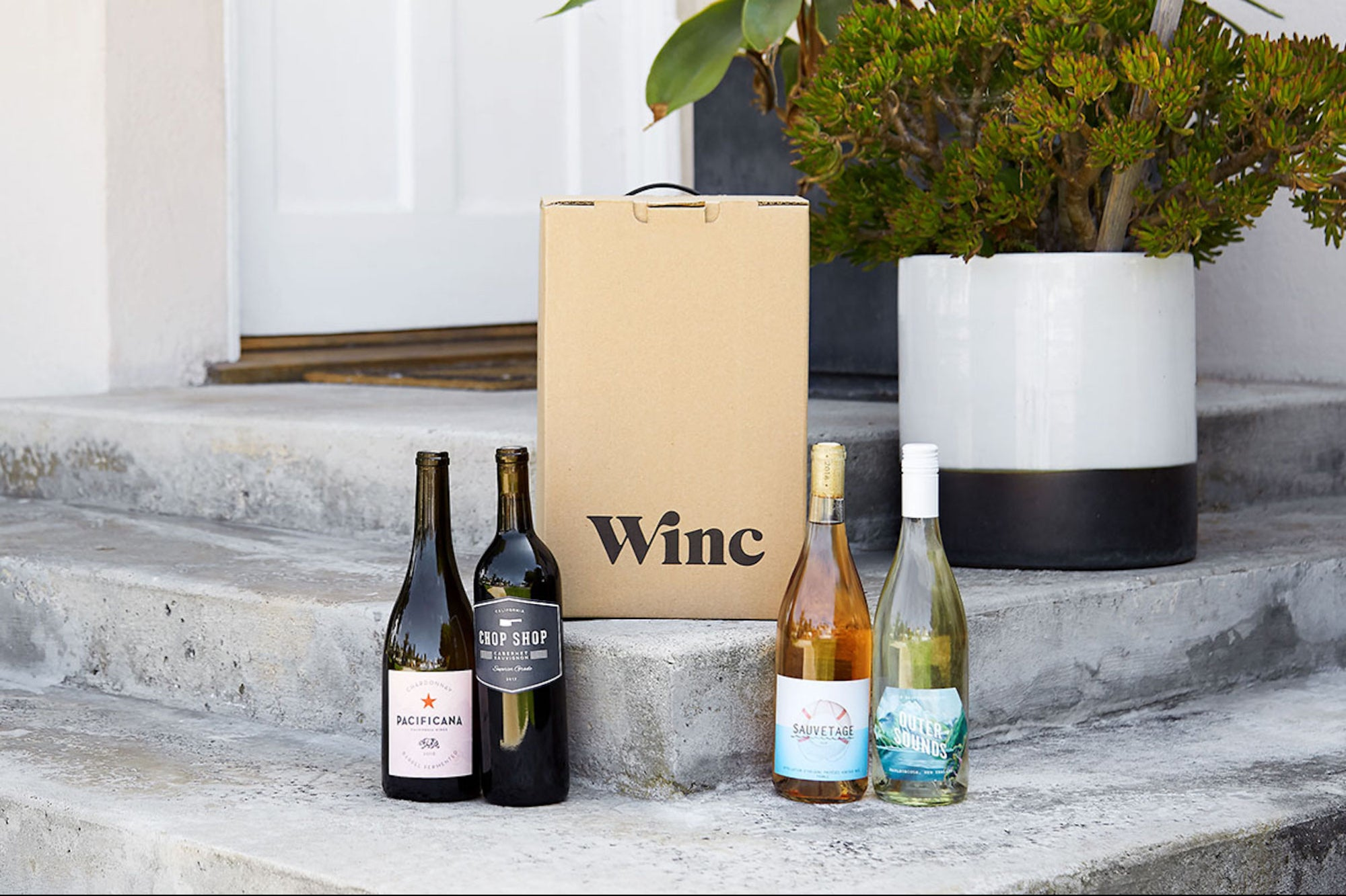 Enjoy Curated Wine Selections Delivered to Your Door for Less Than $7 Per Bottle