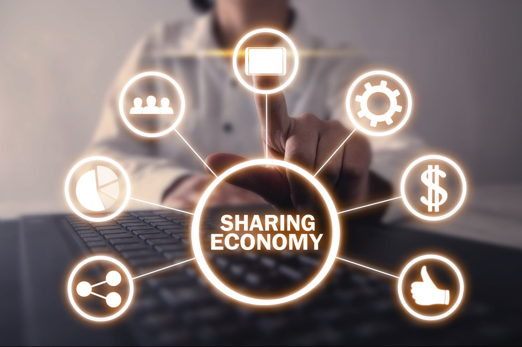 A New Growth Model for the Sharing Economy