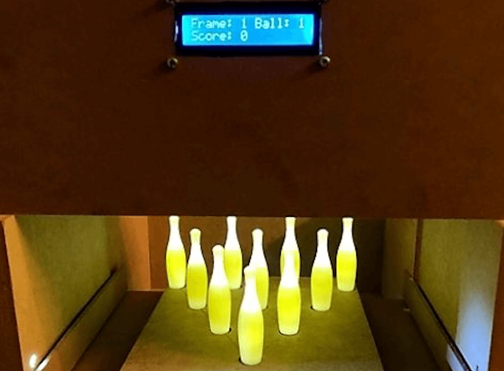Bowling 1 - Electrogeek