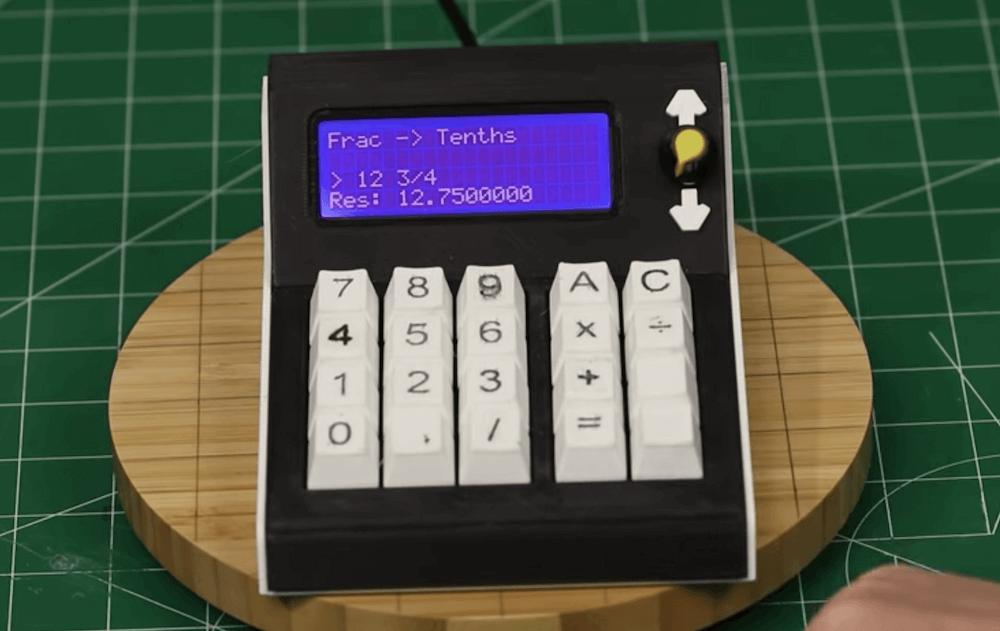 Calculator 2 - Electrogeek