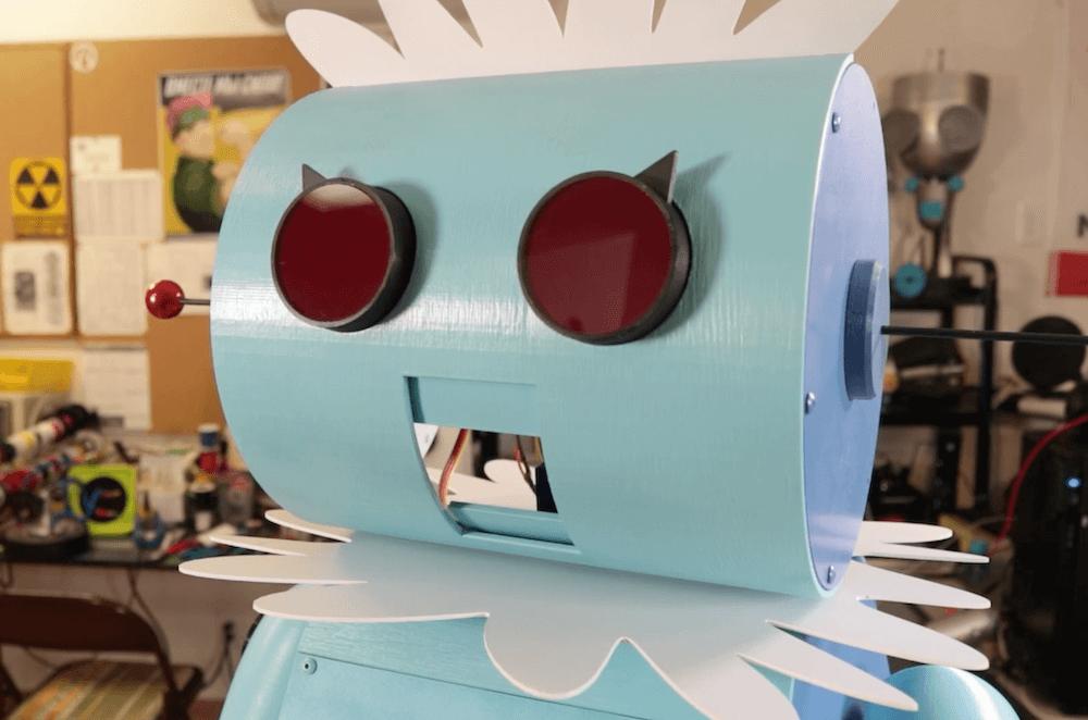Rosie1 - Electrogeek
