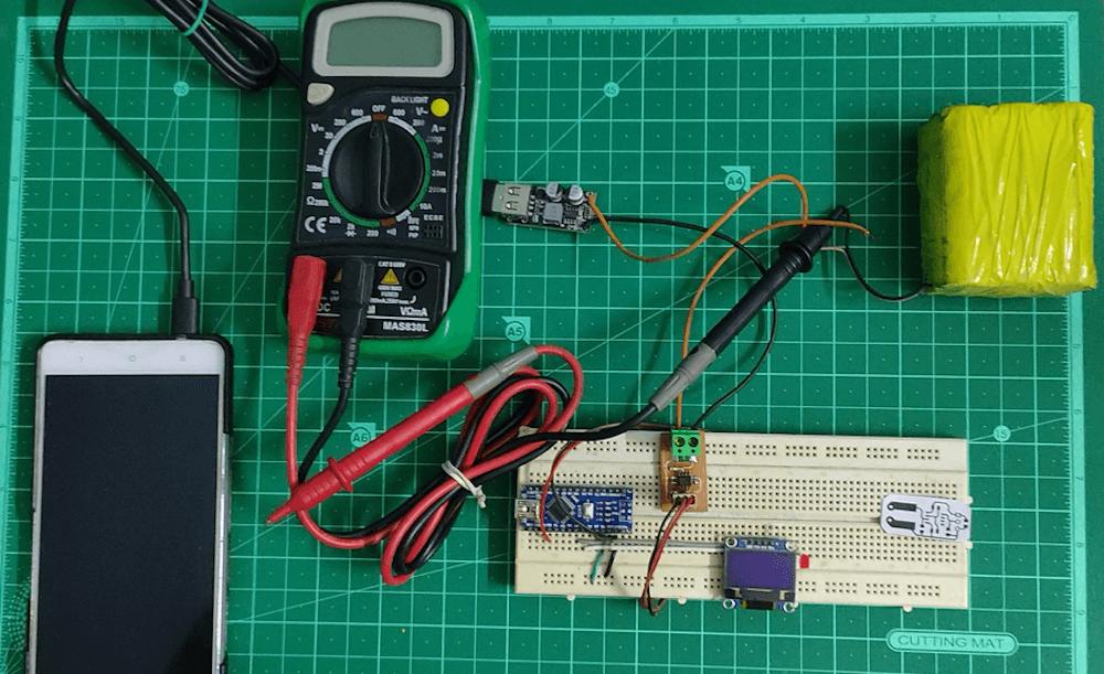 CurrentSensor - Electrogeek