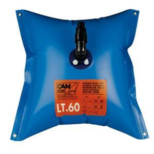 Deposito de Agua Flexible 120lt