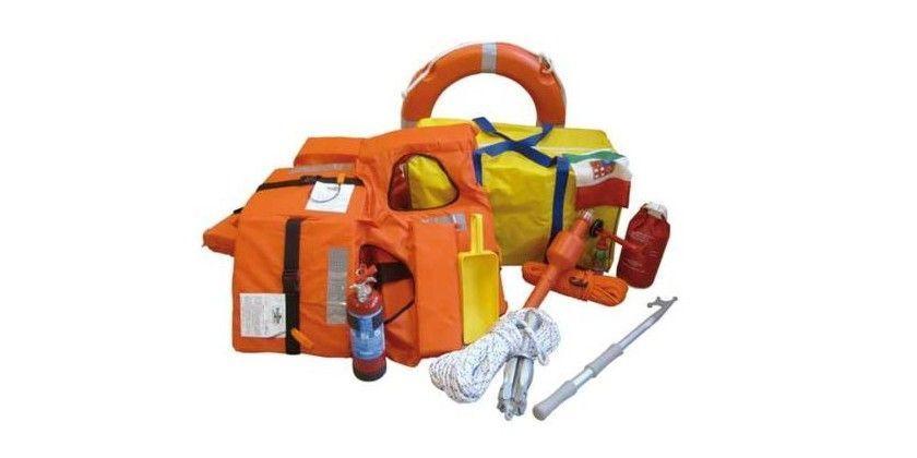 Kit de Seguridad para Embarcaciones de Recreo