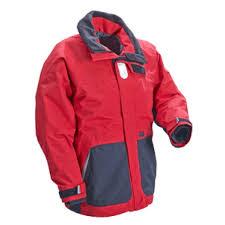 Nautical jacket XM Coastal Red Size M
