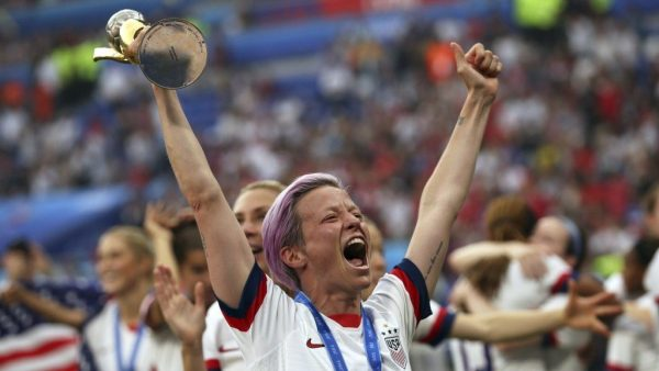 Megan Rapinoe: The All-American Hero We Didn't Ask For