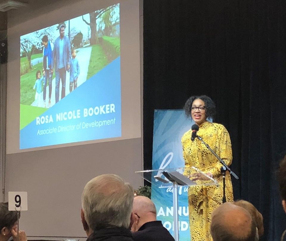 Rosa Nicole Booker