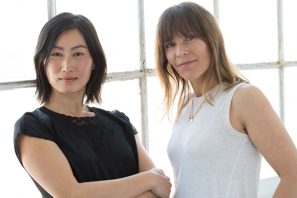 See ROSE Go co-founders Yi Zhou and Erin Cavanaugh